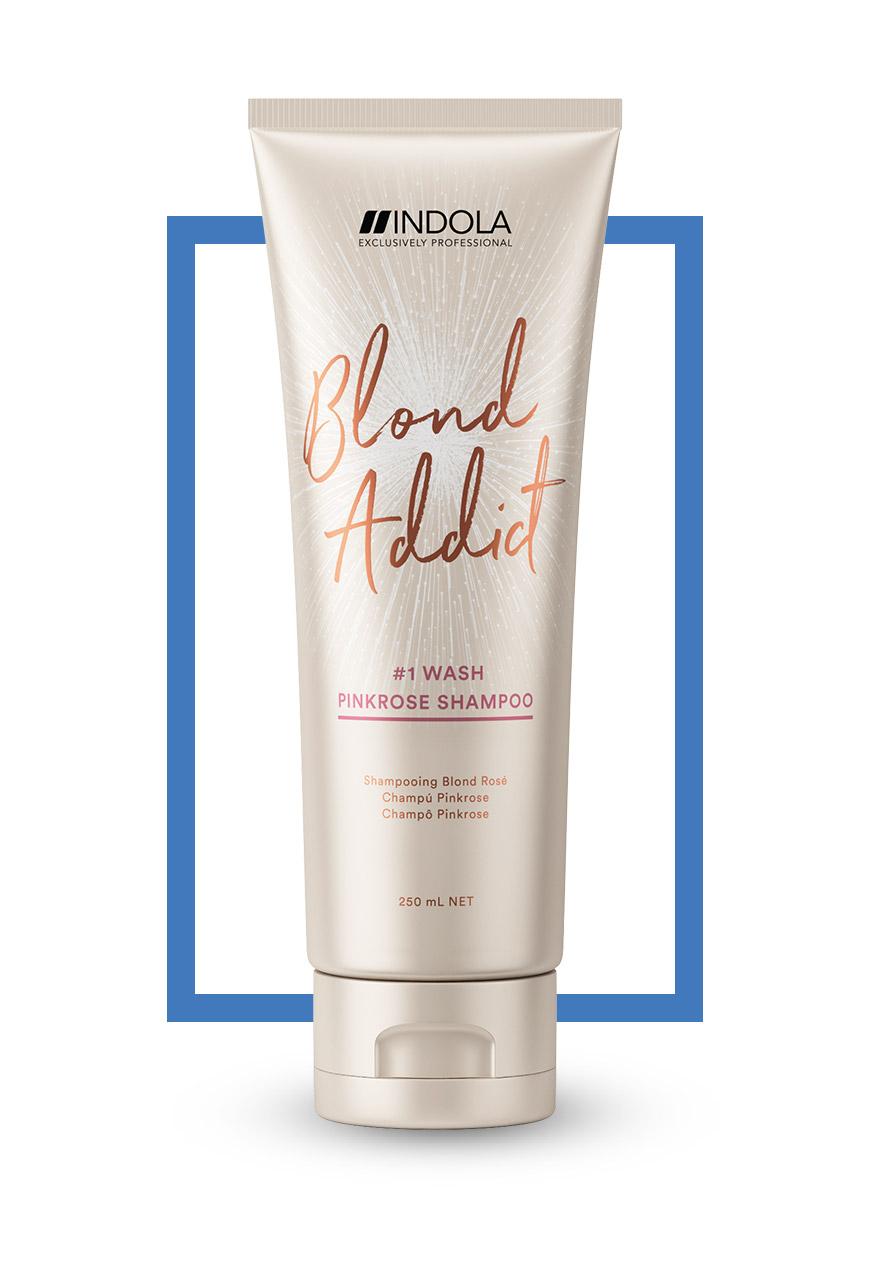 INDOLA   INDOLA Blond Addict Pink Rose Shampoo 250ml 6a29b7bafb4
