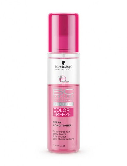 Schwarzkopf Bonacure Color Freeze Spray Conditioner 200 ml