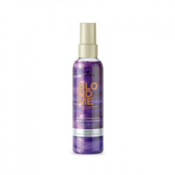 BlondMe Cool Ice Color Correction Spray Conditioner 150ml