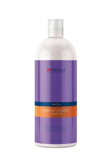 INDOLA Keratin Straight Shampoo 1.500 ml