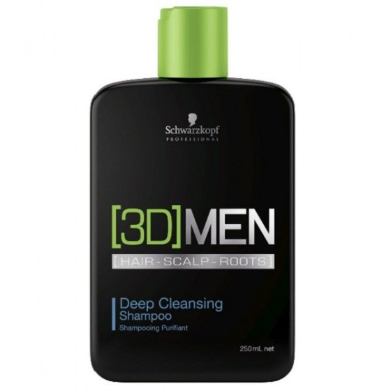 Schwarzkopf [3D]Men Deep Cleansing Shampoo 250 ml