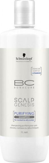 Schwarzkopf BC Bonacure Scalp Genesis Purifying Shampoo 1000ml