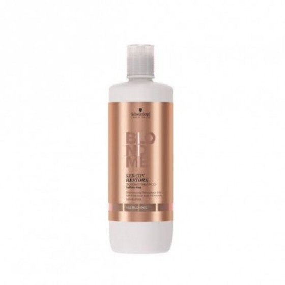 Schwarzkopf BlondMe Restore Bonding Shampoo All Blondes 1000 ml