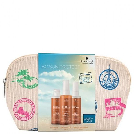 Bonacure Sun Protect Travel Kit 2017
