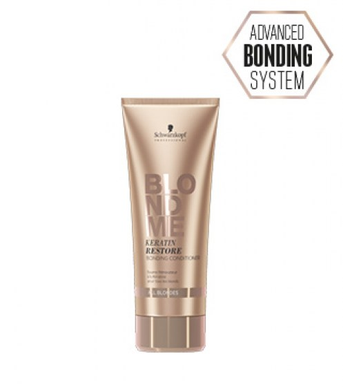 Schwarzkopf BlondMe Restore Bonding Conditioner 200 ml