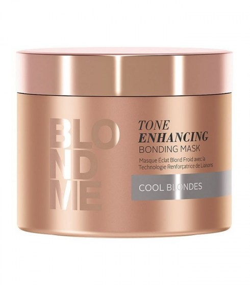 Schwarzkopf BlondMe Enhance Bond Mask Cool 200 ml