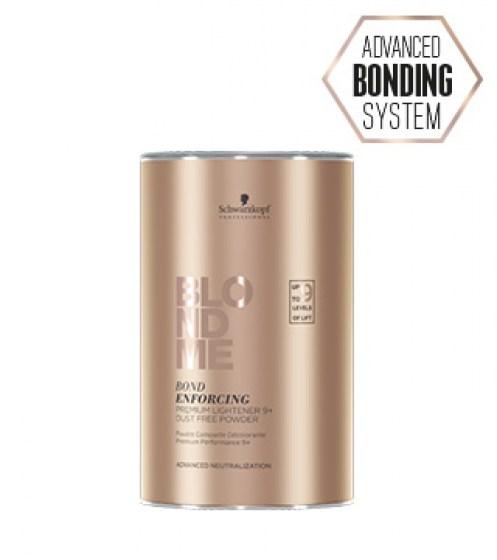 BLONDME Bond Enforcing Premium Lightener 9+ 450gr