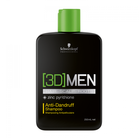 Schwarzkopf [3D]Men Anti-Dandruff Shampoo 250 ml