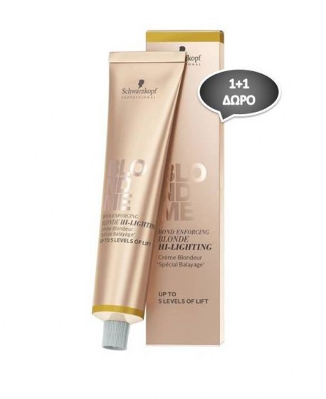 BLONDME Bond Enforcing Blonde Highlighting Ψυχρό Ροζέ 60ml