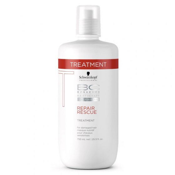 Schwarzkopf Bonacure Repair Rescue Treatment 750 ml