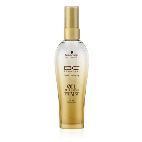Schwarzkopf Bonacure Oil Miracle Oil Mist για λεπτά προς κανονικά μαλλιά 100ml