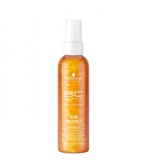 Bonacure Sun Protect Shimmer Oil 150ml