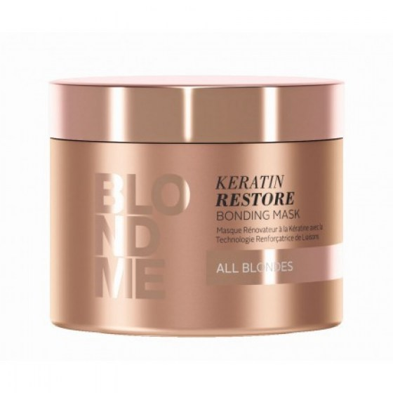 Schwarzkopf BlondMe Restore Bonding Mask All Blondes 200 ml
