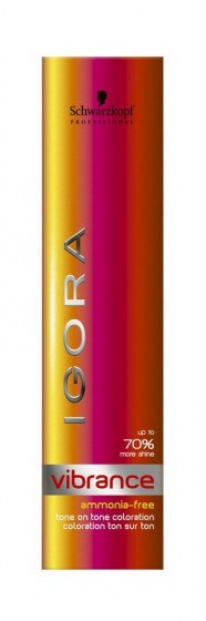 IGORA Vibrance Ξανθό Σκούρο Χάλκινο 6-7