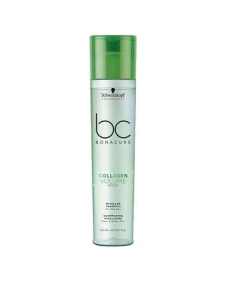 Schwarzkopf Bonacure Volume Boost Collagen Shampoo  250ml