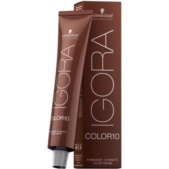 IGORA Color10 Ξανθό Σκούρο Έντονο Κόκκινο 6-88