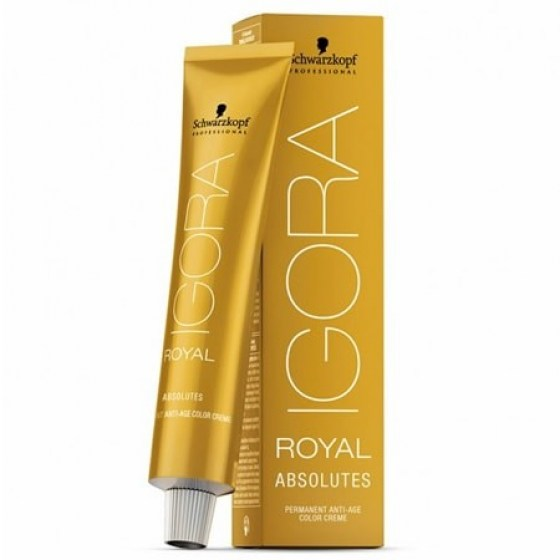 IGORA Καστανό Μεσαίο Χρυσό Φυσικό 4-50