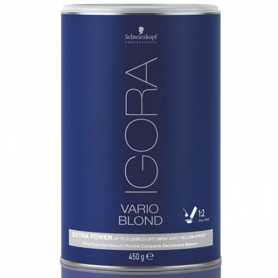 IGORA Vario Blond Extra Powder (Λευκή) 450gr